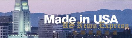 AA公司一直以美国本土制造为口号。网站截图