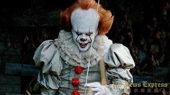 惊悚的 小丑回魂 激活电影市场秋季档 美国新闻速递 US News Express